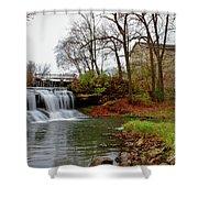 Historic Mill Shower Curtain