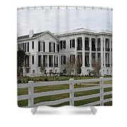 Historic Plantation Shower Curtain