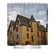Historic Sarlat - La - Caneda France Shower Curtain