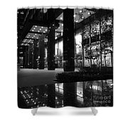 Historic Seagram Building - New York City Shower Curtain