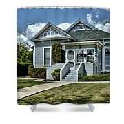 Historical Old Home Shower Curtain