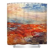 Histria Shower Curtain