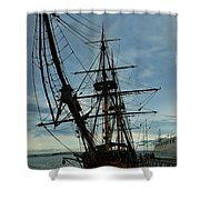 Hms Surprise Shower Curtain