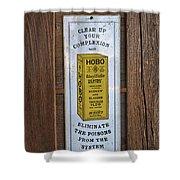 Hobo Shower Curtain