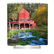 Hodgsons Mill  Shower Curtain