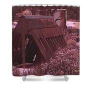Hog House Shower Curtain