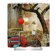 Hoi An 6 Shower Curtain