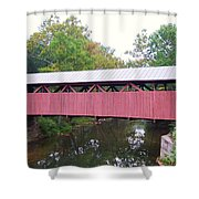 Hokes Mill Shower Curtain