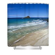 Hokuula Beach Shower Curtain
