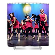 Hold My Hand 8 Shower Curtain