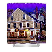 Holderness General Store Shower Curtain