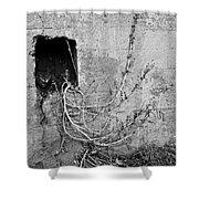 Hole 6 Shower Curtain