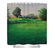 Hole 6 Natures Kiss Shower Curtain