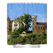Holenschwangau Castle 4 Shower Curtain