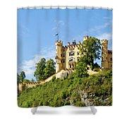 Holenschwangau Castle 5 Shower Curtain