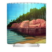Holland Cove Shower Curtain