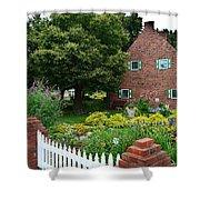 Holland English Garden Shower Curtain