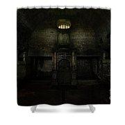 Hollinshead Hall Well House Shower Curtain
