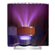 Hollow-anode Nitrogen Plasma Source Shower Curtain