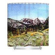 Hollowtop Shower Curtain