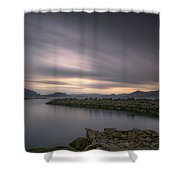 Holm Ferryport Shower Curtain