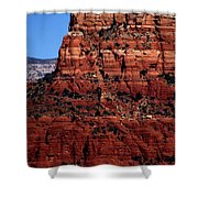 Holy Cross Cathedral Shower Curtain