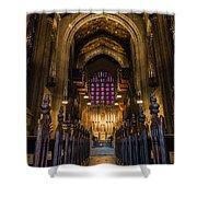 Holy House Shower Curtain