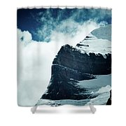 Holy Kailas West Slop Himalayas Tibet Artmif.lv Shower Curtain