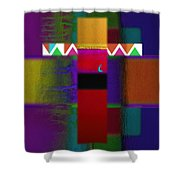 Holy Land Shower Curtain