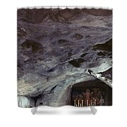 Holy Land: Gethsemane Shower Curtain