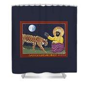 Holy Sadhu Sundar Singh 189 Shower Curtain