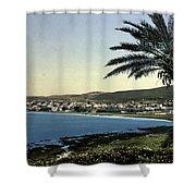 Holyland - Mount Carmel Haifa Shower Curtain