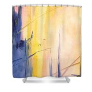 Home II Shower Curtain