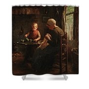 Home Industry Shower Curtain