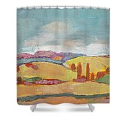 Home Land Shower Curtain