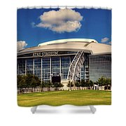 Home Of The Dallas Cowboys Shower Curtain