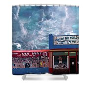 Home Of The World Champions Shower Curtain