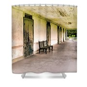 Home Place Memories Shower Curtain