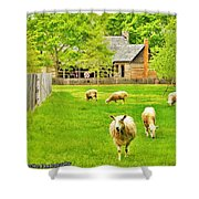 Homeplace Shower Curtain