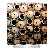 Homes For The Others Shower Curtain