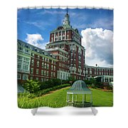 Homestead Omni Hotel Shower Curtain