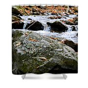 Hometown Series - Blue Ridge Parkway  Shower Curtain