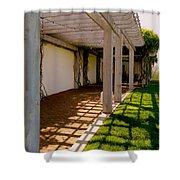 Hometown Series - King Family Vineyards Shower Curtain