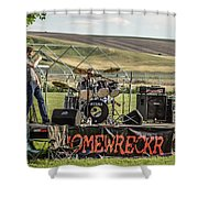Homewreckr Shower Curtain