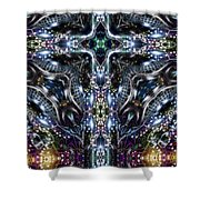 Homily For Epiphany Shower Curtain
