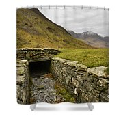 Honister Pass Shower Curtain
