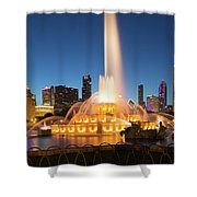 Honor Our Heroes Shower Curtain