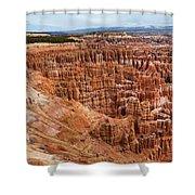 Hoodoo Landscape  Shower Curtain