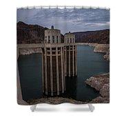 Hoover Dam Shower Curtain
