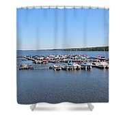 Hoover Dam Westerville Ohio 21 Shower Curtain